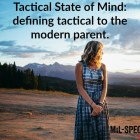 tactical state of mind
