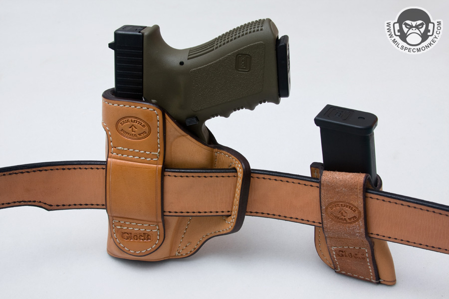 Rafter L Gun Leather Concealed Carry Kit