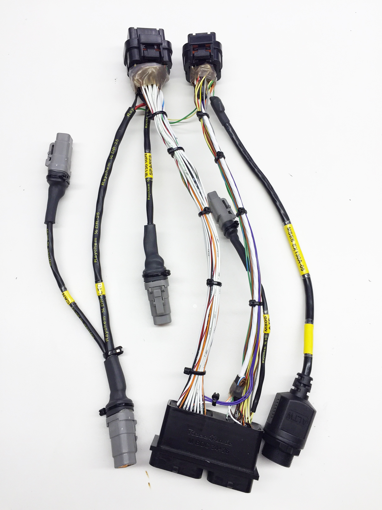 hight resolution of m800 to m130 harness adapter