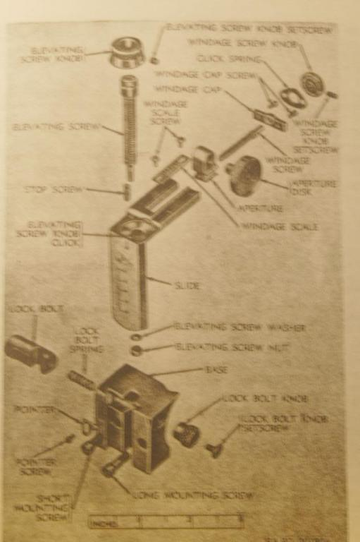 winchester model 94 parts diagram star delta wiring diagrams lyman 48c