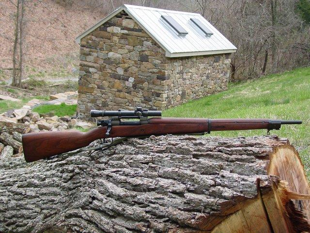 M1903A4 Rebuild from RRA