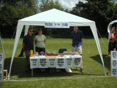 Save Milton Country Park