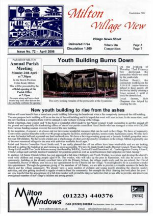 VV Issue 72 April 2006