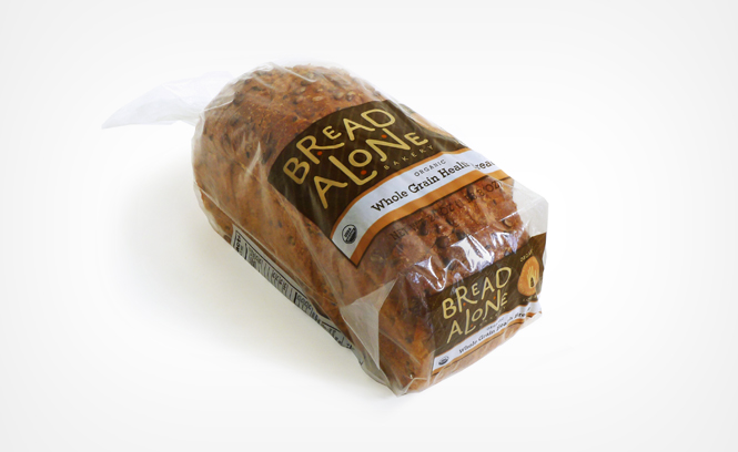 Milton Glaser  The Work  Bread Alone Bakery