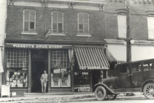 Pickett's Drug Store
