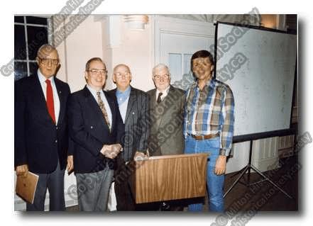 MHS Meeting 1992