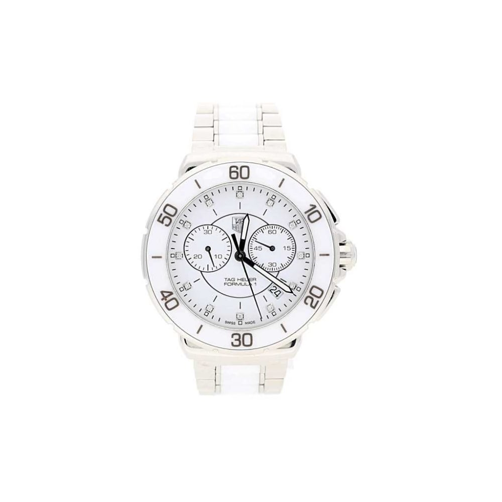 Secondhand Ladies Tag Heuer Formula 1 Watch CAH1211