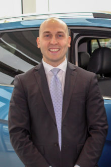 Trevor Galeckas - Sales and Leasing Consultant
