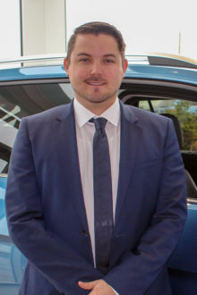 Tyler Walter - Assistant New Car Manager