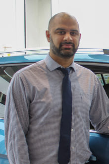Shawn Atwal - Sales and Leasing Consultant