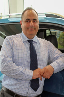 Arvand Pouladi - Sales and Leasing Consultant