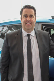 Mark Hughes - General Manager