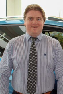 Tyler Hopkins - Pre-Owned Sales Manager