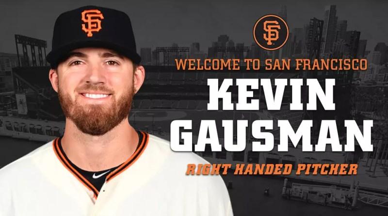 Giants podepsali Kevina Gausmana