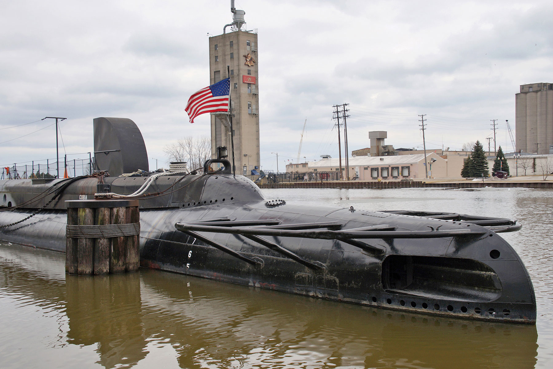 uss-cobia, manitowoc, wisconsin – military history of the
