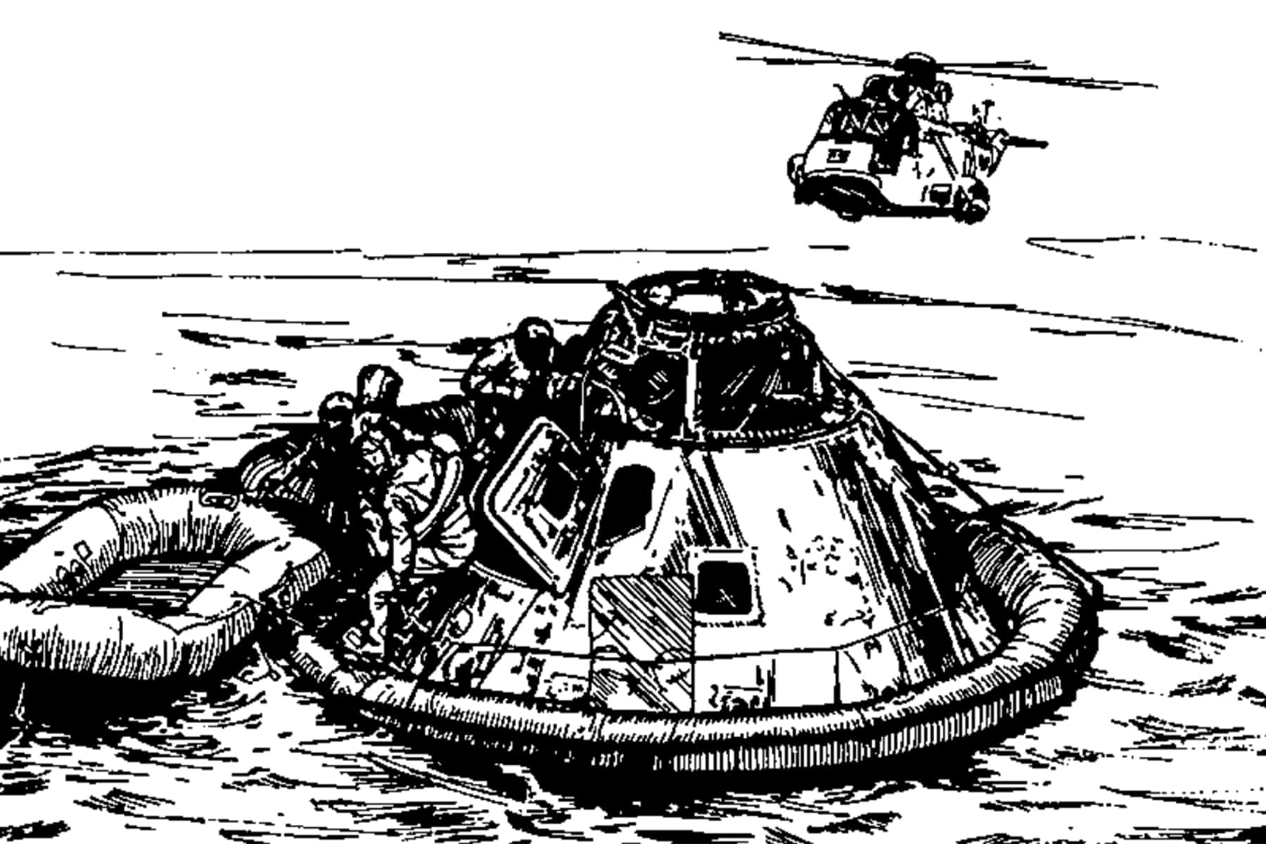 Apollo 11: Remembering the race to put a footprint on the