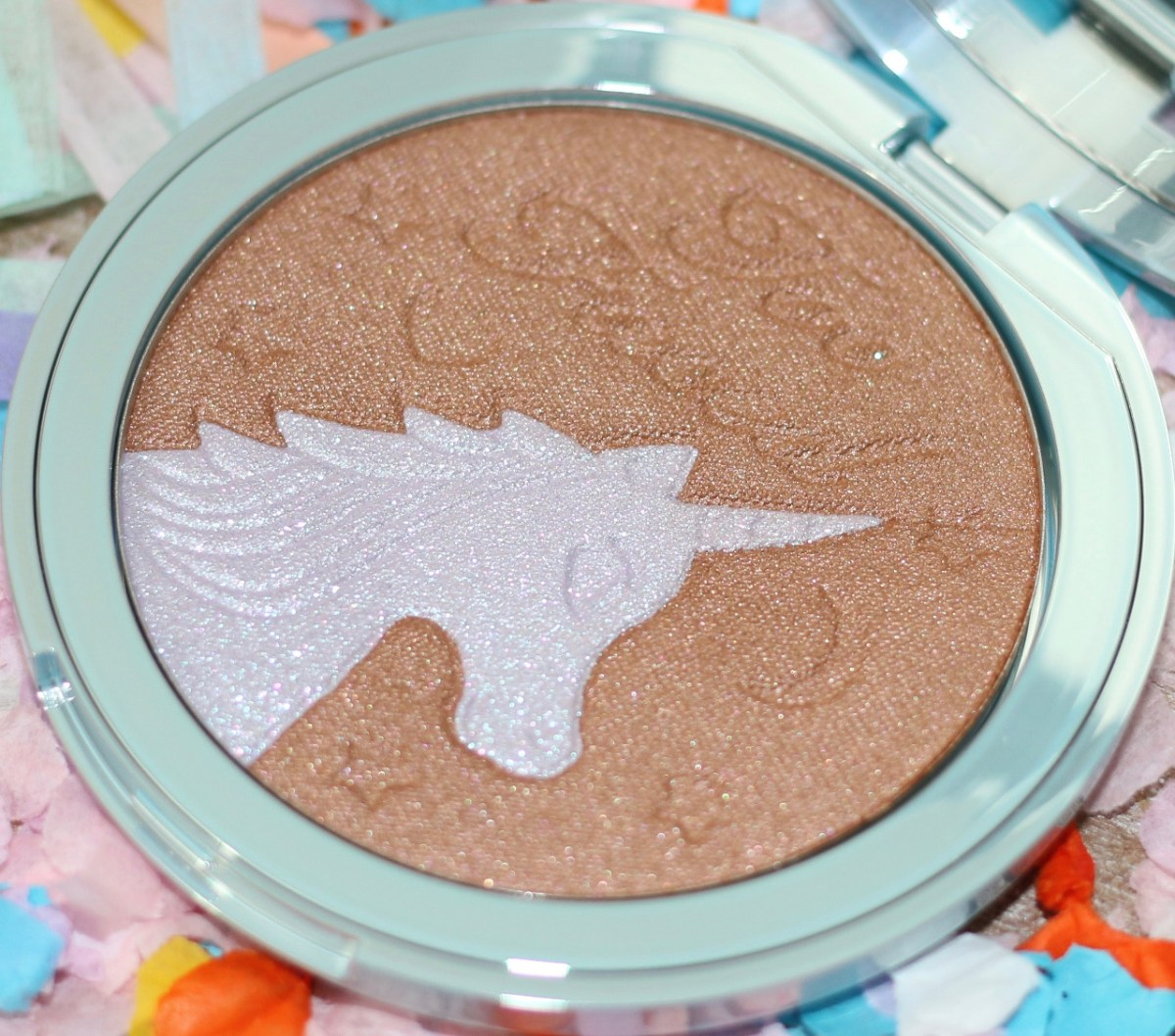 "Le bronzer ""Unicorn Tears"" de Too Faced !"