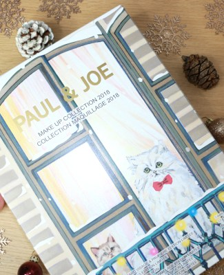 Le Calendrier de l'Avent 2018 Paul & Joe