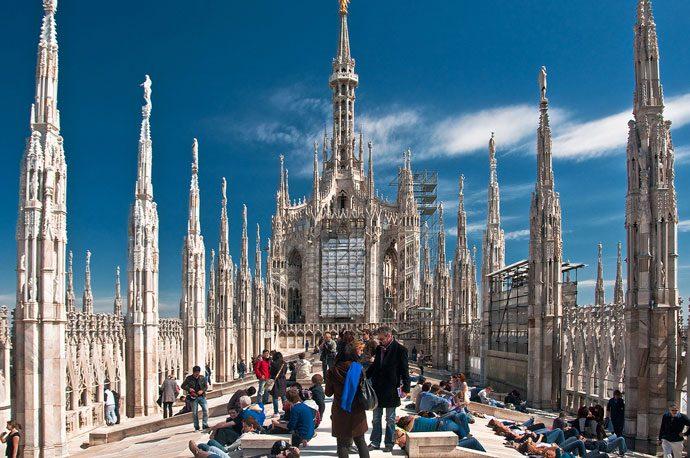Duomo di Milano  Mimag