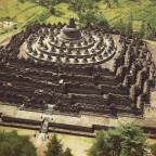 Cosmic Architecture of Borobudur, Indonesia
