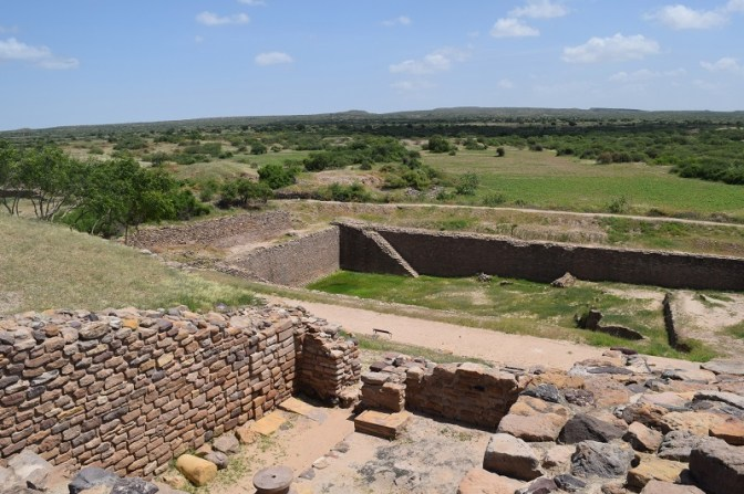 Excavations at Dholavira