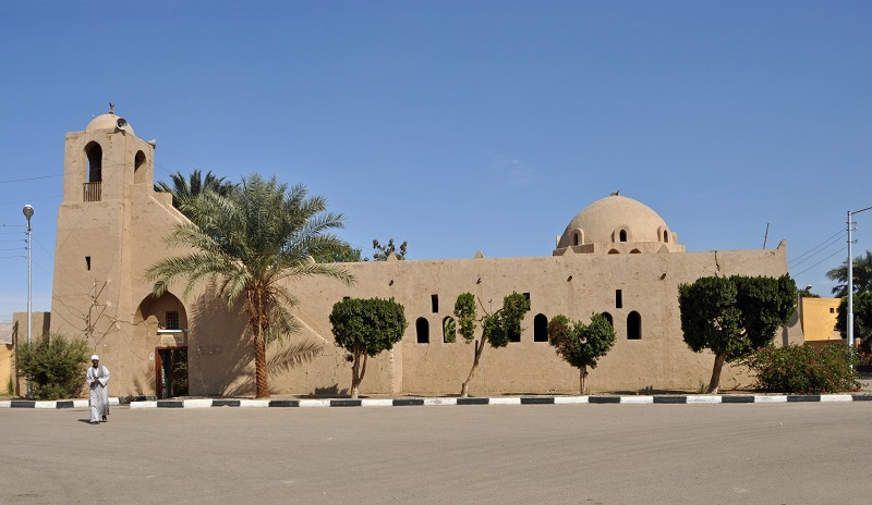 Egyptian architect Hasan Fathy's architecture for the poor