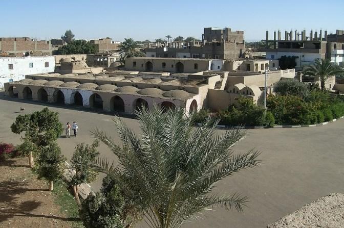 New Gourna Market - New Gourna near Luxor in Egypt