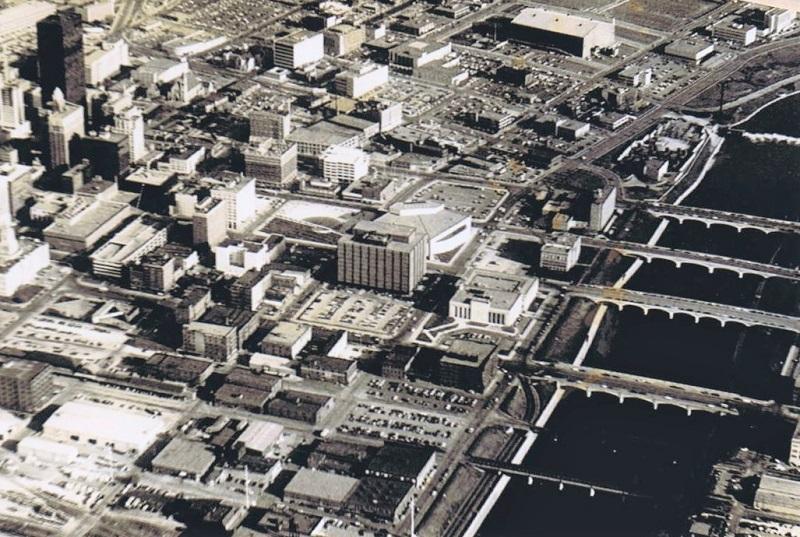Des Moines's Urban Core