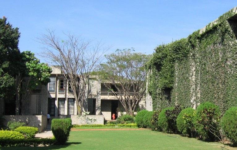 Main campus, IIM Bangalore