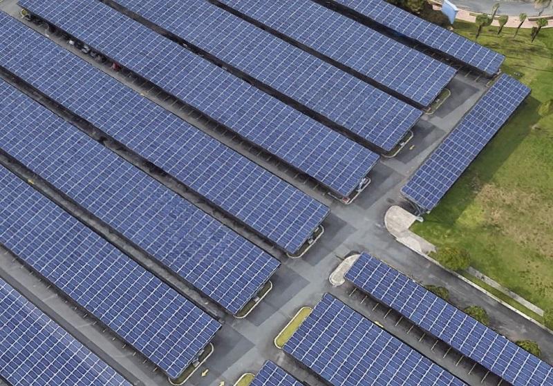 PRCC Solar Panels