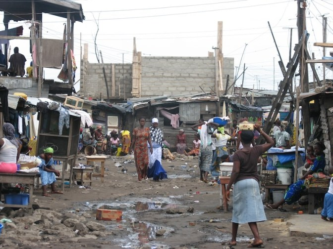 Distress migration in the Third World
