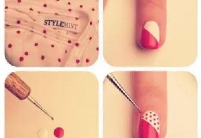 Kit De Manicura Casero Para Hacer Nail Art Manicura En Casa
