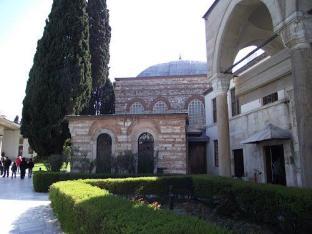 Topkapı-Sarayı-Has-Oda-Koğuşu-Padişah-Portreleri