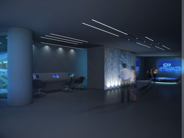 Polimeks . Digital Exhibition Hall Mimaristudio