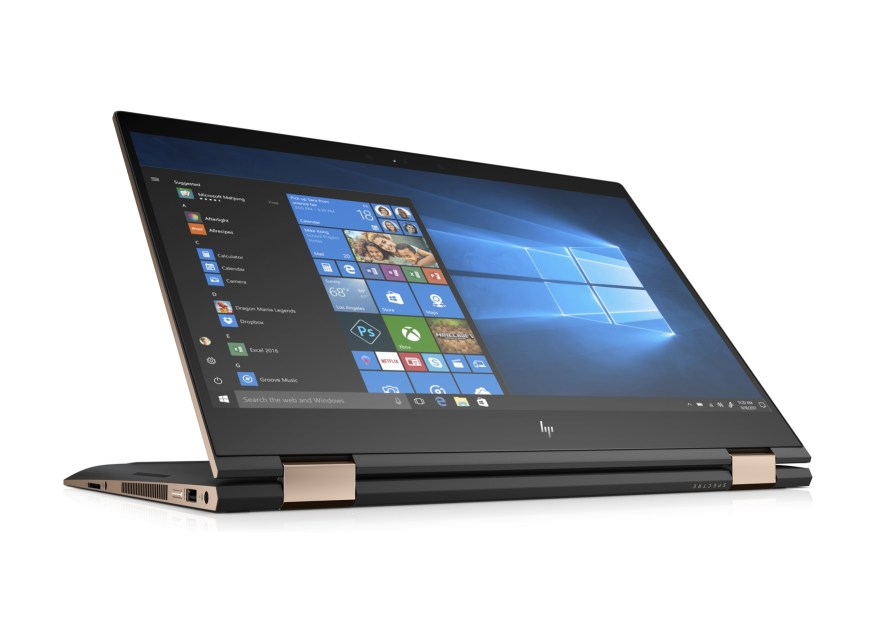 HP Specter x360, Luxury Laptops for Young Executives