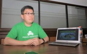 startup Prahu-Hub logistics