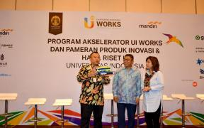 University Of Indonesia Works Accelerator Program Research Innovation
