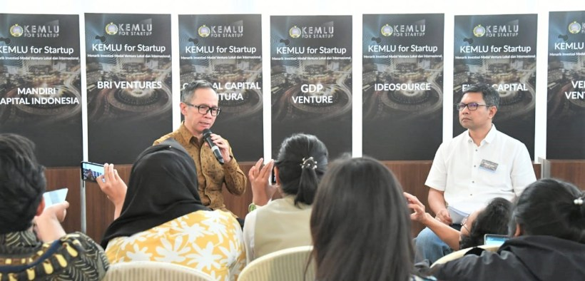 "Indonesia Government Created ""Kemlu for Startup"" to Strengthen Digital Economy Ecosystem"