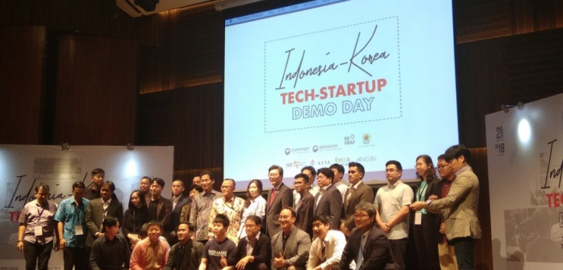 Indonesia and South Korea Collaborate to Increase the Number of Startups