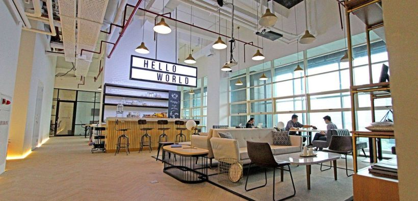 Cool Alternative CoWorking Space That You Shouldn't Miss