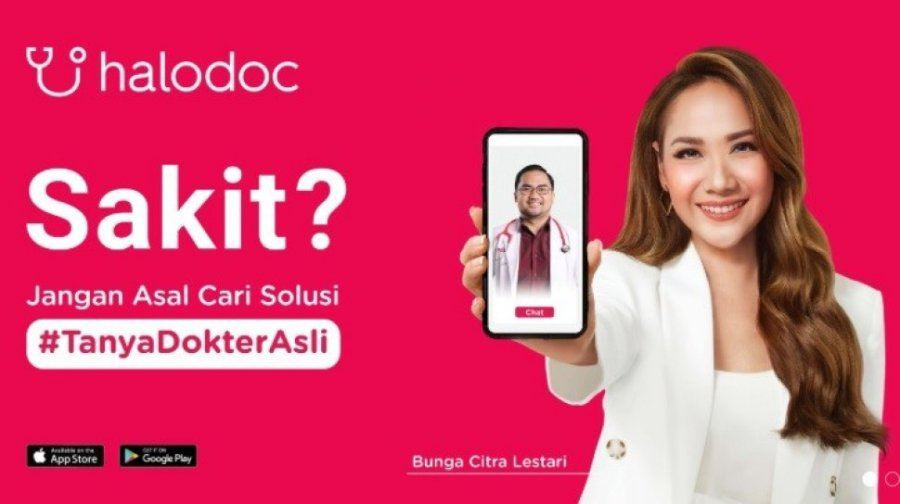 Halodoc Users Have Doubled, Doctors' Services are the Most Popular