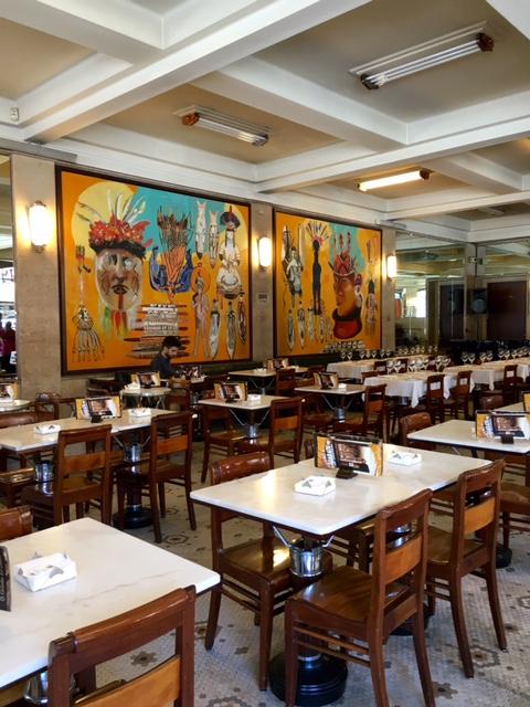 Oporto, café Guarany