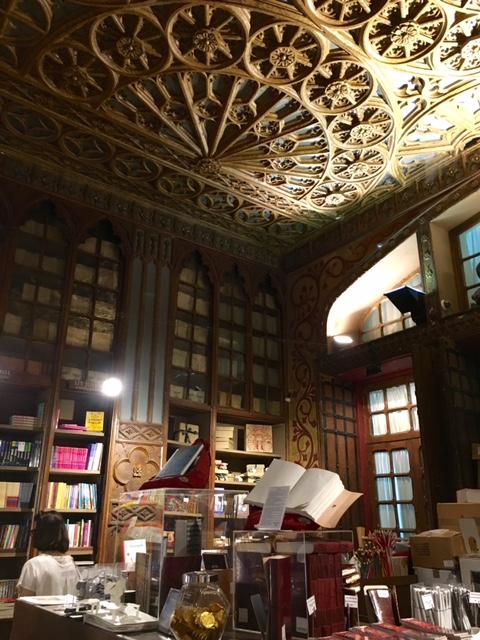 Oporto librería Lello