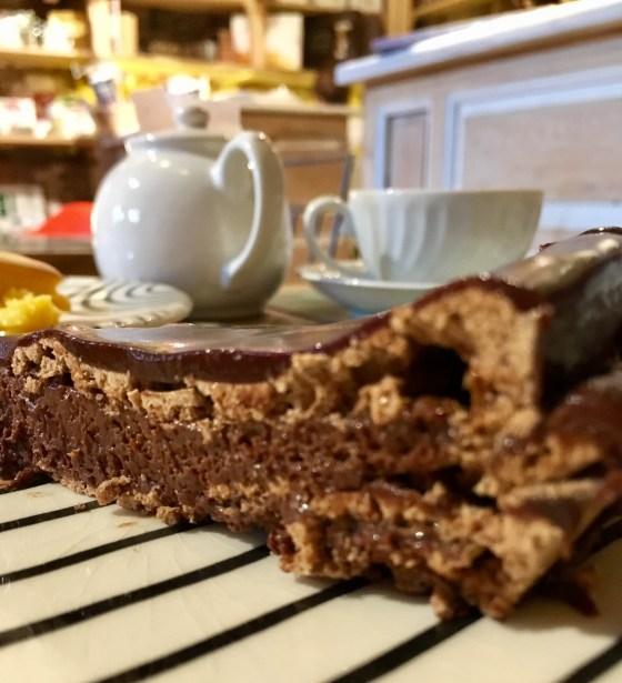 La mejor tarta de chocolate del mundowww.mimejorhornada.com