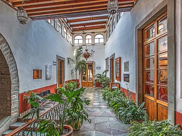 Salon de Cabildos de Guanajuato