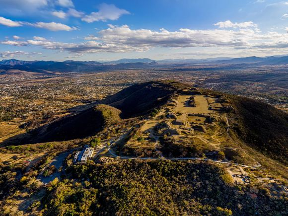 Zona Arqueológica de Monte Alban