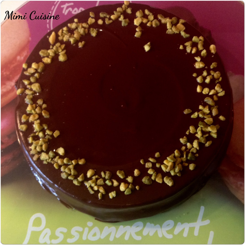 Gteau chocolat pistache de Mimi Thorisson Companion