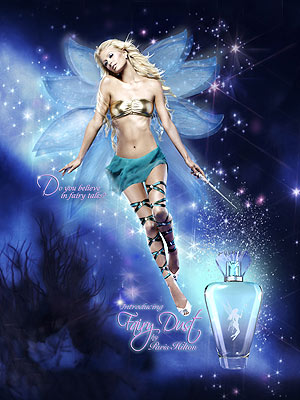 Fairy Dust; she seems to have left