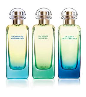 Herms Un Jardin Aprs La Mousson 2008 New Fragrance