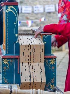 Animation orgue de Barbarie à Jumeauville